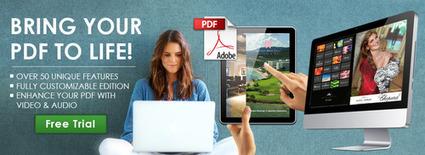 Digital Publishing with PDF Flip Book Software | ePaperFlip | Scoop.it