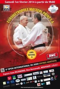 Eurométropole Master de Lille   France Masters Judo   #OJC31 #JUDO #JUJITSU #TAÏSO   Scoop.it
