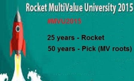 MVU 2015 Quick RoundUp - Prospectus | MultiValue News | Scoop.it