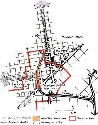 Région Ile de France - San Francisco : Octavia Boulevard | Dernières publications des agences d'urbanisme | Scoop.it