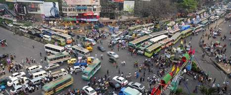This Is the Traffic Capital of the World | NGOs in Human Rights, Peace and Development | Scoop.it