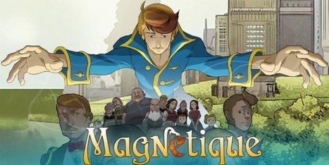 Angoulême : la première BD en réalité virtuelle à tester   Mairie d'Angoulême   Scoop.it