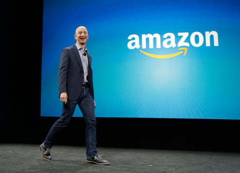 Amazon Challenges Google and Microsoft With Its Own Email Service | WIRED | Inside Google | Scoop.it