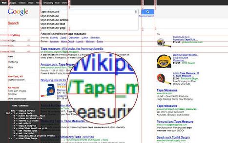 Les 10 meilleures applications extensions de Chrome pour les web designers | Time to Learn | Scoop.it