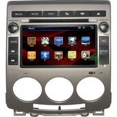 Mazda 5 Car DVD Player Multimedia Navigation System Stereo Upgrade GPS Radio TV Bluetooth Ipod | car dvd gps | Scoop.it