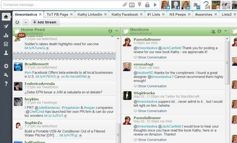 How to use Hootsuite to manage your social networks   Extreme Social   Scoop.it