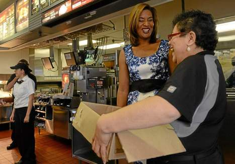 How the McDonald's burger chain became a pioneer for black-owned businesses   What is Management?   Scoop.it
