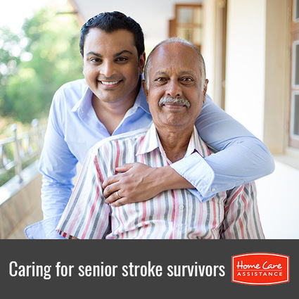 How to Increase Safety for Senior Stroke Survivors | Home Care Assistance Vancouver | Scoop.it