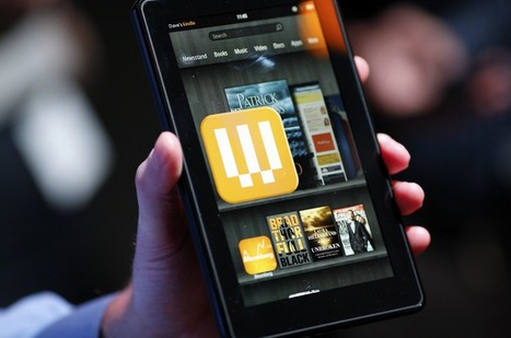 Kindle Fire is on Fire! | Kindle Fire Products | Minisuit | Scoop.it