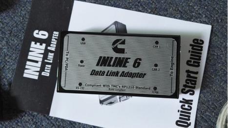 US$368.00 - Cummins INLINE 6 Data Link Adapter Cummins Diagnostic Tool   obd2 tools   Scoop.it