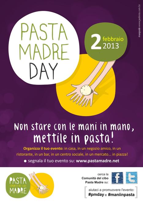 Pasta Madre Day, oltre 80 eventi per la festa nazionale | Alimentazione Naturale Vegetariana | Scoop.it