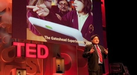 Las mejores charlas de educación: 'Los niños y el autoaprendizaje', por Sugata Mitra | NEUROCIENCIAS | Scoop.it