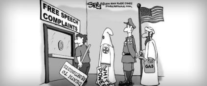 Le droit et la haine. Liberté d'expression et « discours de haine » en démocratie - raison-publique.fr | Philosophie et société | Scoop.it