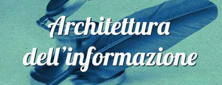 6. Architettura dell'informazione | Penna Blu | Web & Social Media Writing | Scoop.it