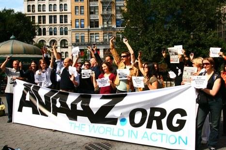 Pour changer le monde, on peut aussi lancer une pétition ! | Societal and economic Innovation | Scoop.it