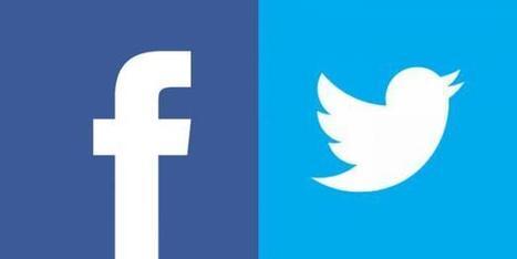 Facebook vs Twitter, la guerre frontale | L'omelette du Social Media | Scoop.it