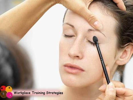Sharpen Your Skills in Beauty and Cosmetic Industry | Workplace Training Strategies | Scoop.it