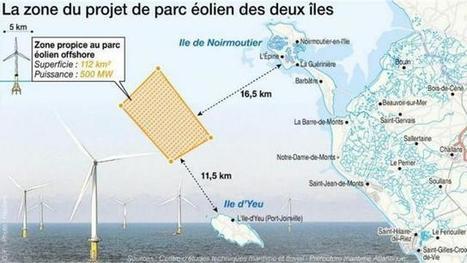 Noirmoutier. Eolien en mer : l'appel d'offres s'achève ce vendredi | Energies marines renouvelables - Pays de la Loire | Scoop.it