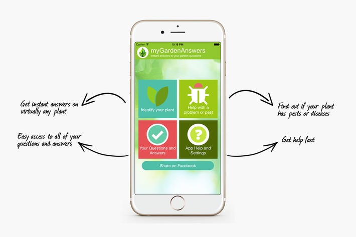 Instant gardening answers (with an app) | Garden apps for mobile devices | Scoop.it