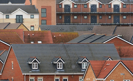 UK Housebuilding growing at fastest rate since 2003 | technology | Scoop.it