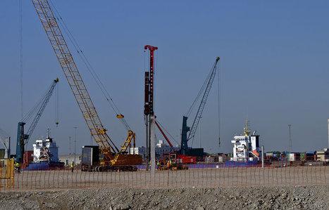 La nova terminal del port de Barcelona d'Iberpotash estarà enllestida el 2018 | #territori | Scoop.it