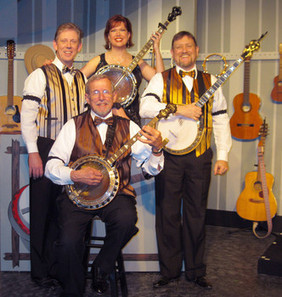 Banjo pickin' fun motivates audiences to tap feet, clap hands,  & sing along | examiner.com | OffStage | Scoop.it