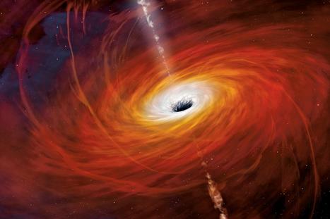 Notre univers aurait-il été créé par un trou noir ? - National Geographic | The Resonance Project - Traduction Française | Scoop.it