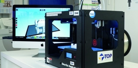 L'imprimante 3D en libre service en France, c'est maintenant | Just Do It Yourself | Scoop.it