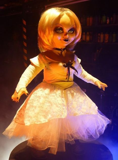 Chucky Doll, Fashion, Child & Movie Dolls | Latest News & Info | Dolls Universe | Scoop.it