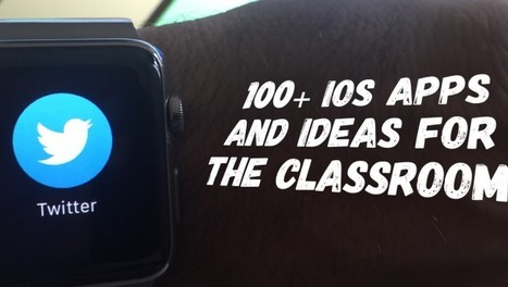 100+ iOS Apps and ideas for the classroom | Learning | Scoop.it
