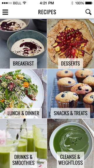 Honestly Healthy Recipe App for iPhone | Nutrition Today | Scoop.it