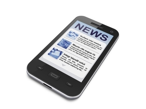 Social, Mobile Driving Millennial News Consumption | digitalNow | Scoop.it