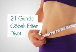 21 Günde Göbek Eriten Diyet   Genel   Scoop.it