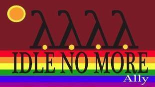 Idle No More organizers reach out to queer community - Xtra.ca | New Age Brains | Scoop.it