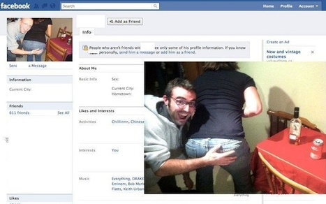 Prankster Replicates Facebook Users' Profile Photos, Then Friends Targets | Archivance - Miscellanées | Scoop.it