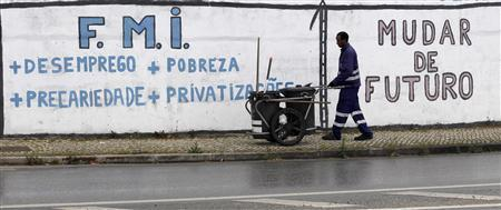 Recession-weary Portugal tests limits of austerity | Adamastor | Scoop.it