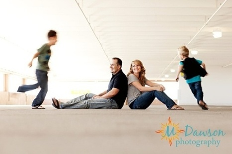 20 Lovely Creative Ideas for Family Portraits - InspireBee | Photography - Design Graphic - SocialMedia | Scoop.it