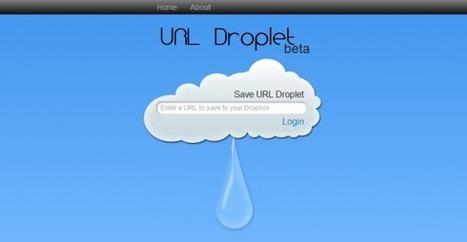 10 excelentes formas de usar Dropbox | Recursos al-basit | Scoop.it