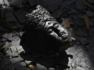 Over 2,000 ancient Buddha statues discovered in China | World History in Social Studies | Scoop.it