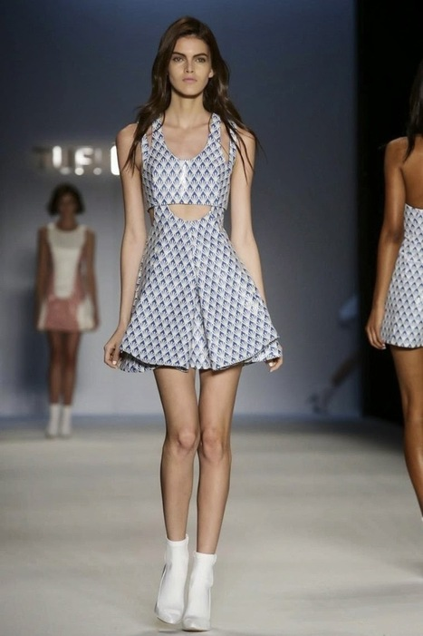 [collections] Tufi Duek - S/S 15/16 | Saõ Paulo Fashion Week | Fashion & more... | Scoop.it
