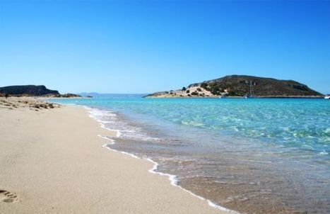 Tripadvisor Singles Out Greece's 10 Most Beautiful Beaches - GTP Headlines | BEAUTY ART | Scoop.it