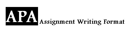 APA Assignment Writing Format / Style   Assignment Services   Scoop.it
