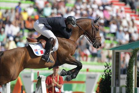 Jeux équestres mondiaux : une 2e médaille d'argent pour Delaveau - Le Monde   JEM 2014 Normandie   Scoop.it