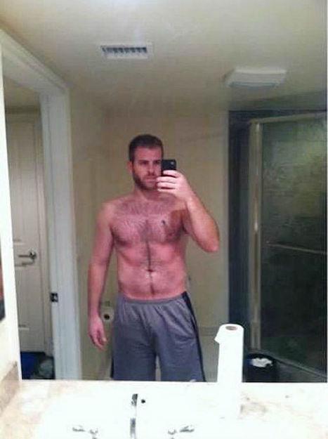 Scott Evans Selfie Photo | Male Model | Scoop.it
