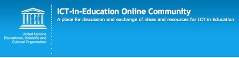 ICT-in-Education Online Community • View topic - UNESCO Policy Guidelines on Mobile Learning | Mobile Learning in Higher Education | Scoop.it