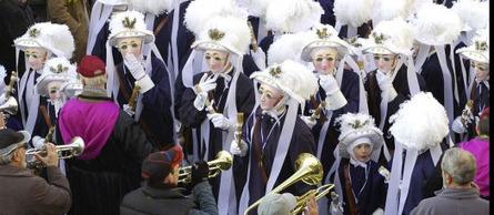 Le carnaval de Binche en direct sur Internet | Belgitude | Scoop.it