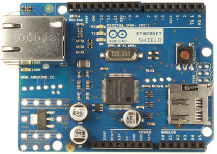 Arduino Tutorials – Chapter 16 – Ethernet | tecno4 | Scoop.it