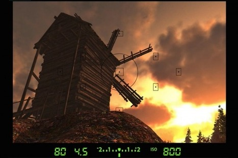 Learn DSLR Basics In A First-Person Video Game - CameraSim 3D | Arts Independent | Scoop.it