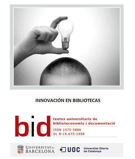 Innovación en bibliotecas | TIC TAC TEP | Scoop.it