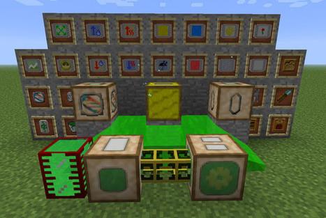 [1.7.4/1.7.2/1.6.4/1.6.2] Gendustry Mod | Minecraft 1.6.4 Mods | Scoop.it